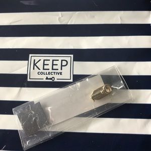 Keep Collective Key Charm - Gold